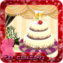wedding cake maker - girl game icon
