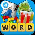 Word4Pics: 4 Pics 1 Word icon