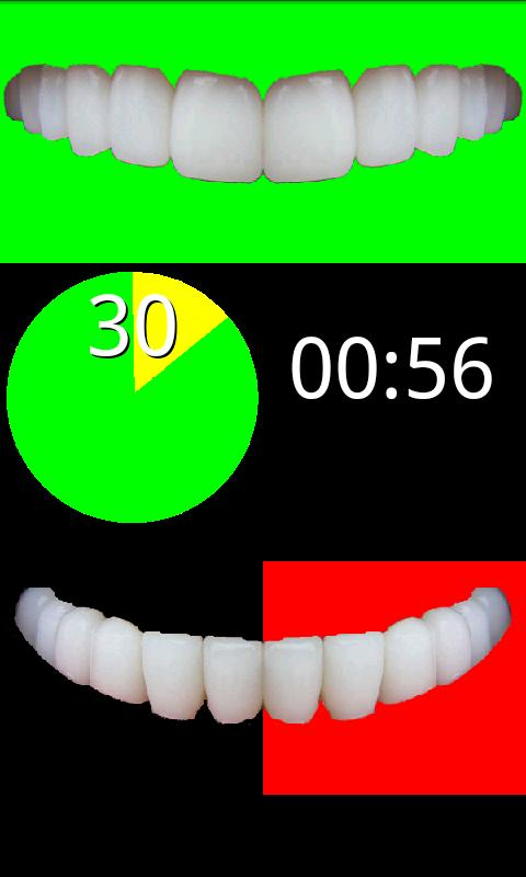 Toothbrush Pacer - screenshot