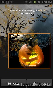 Halloween Free Live Wallpaper - screenshot thumbnail
