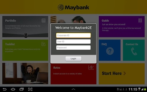 Maybank2E (HD)- screenshot thumbnail