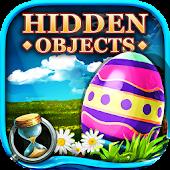 Hidden Objects Easter Egg Hunt
