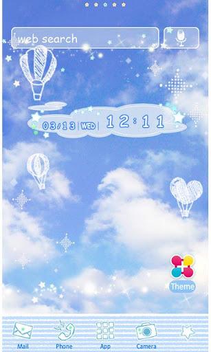 Romantic Balloon Wallpaper 1.4 Windows u7528 1