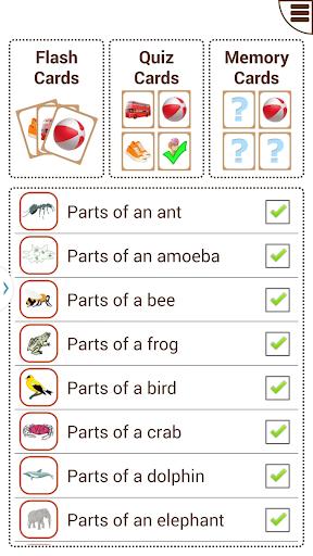 Montessori Zoology Cards