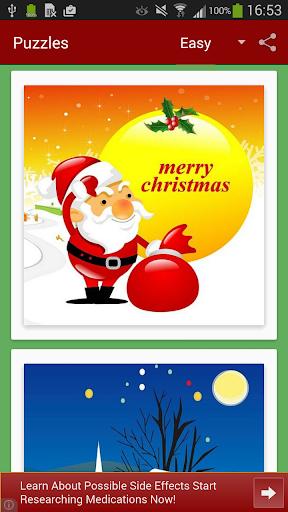 Puzzle di Natale per Bambini
