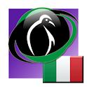 PenguinRoot Italian Verbs FREE logo