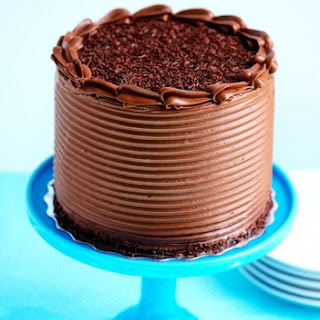 Best-Ever Chocolate & Nutella Layer Cake