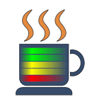 Coffee Battery Widget icon