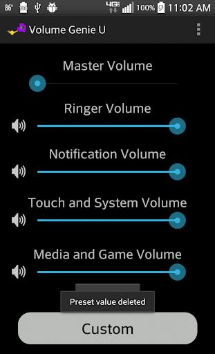 Volume Genie Unlocked