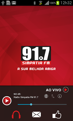 Rádio Simpatia 91.7 FM