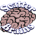 Scatter Brains logo
