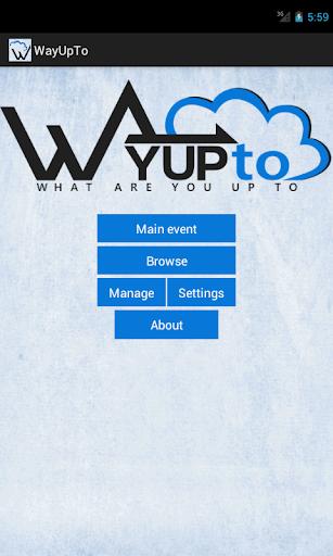 WayUpTo