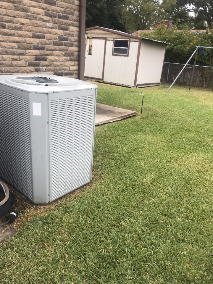 HVAC system by Spencer - Irving, TX