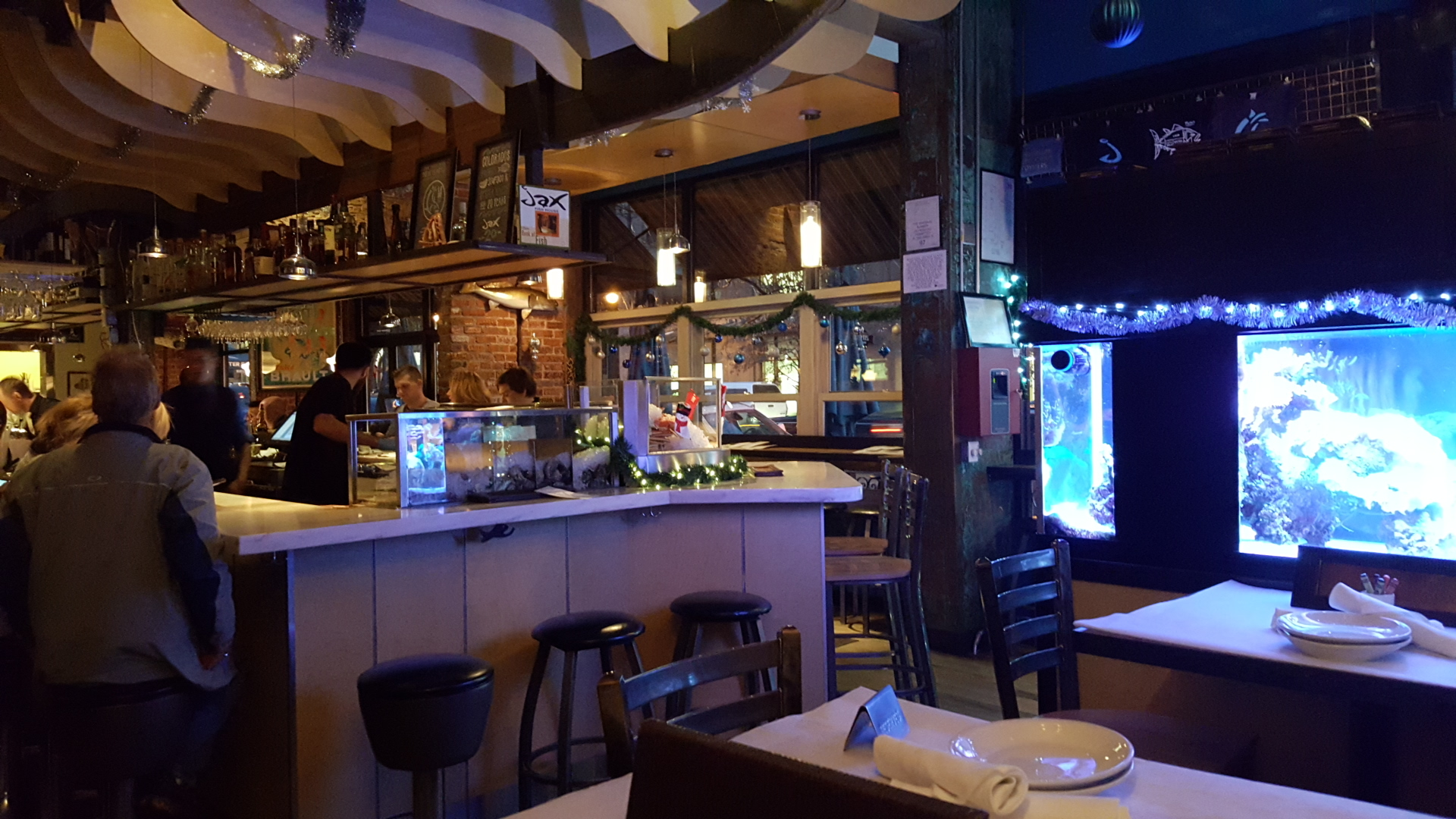 Jax Fish House Oyster Bar LoDo Denver