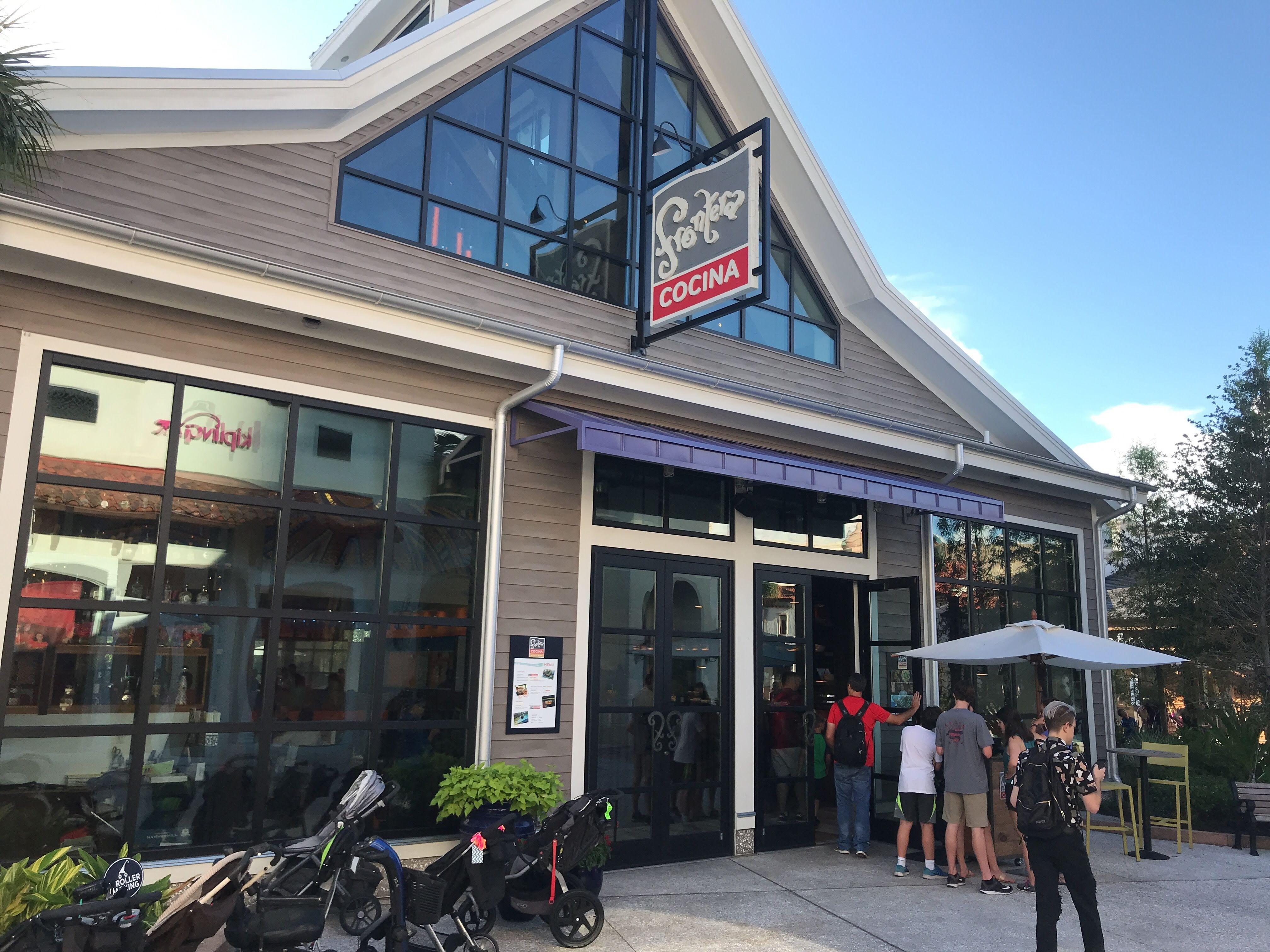 Frontera Cocina - Lake Buena Vista | Restaurant Review - Zagat