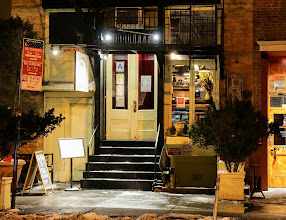 Cupping Room Cafe - New York | Restaurant Review - Zagat