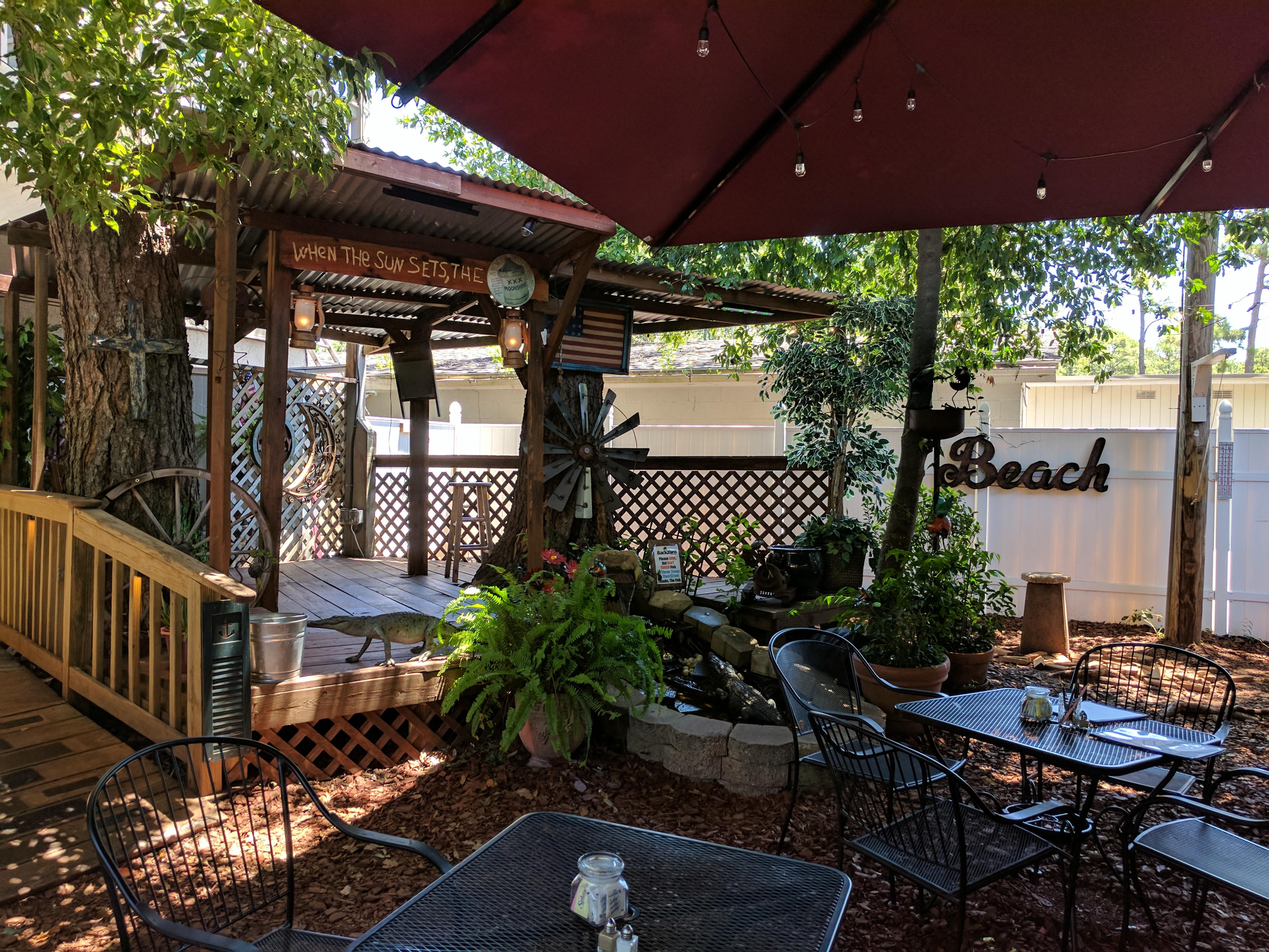Lowcountry Backyard | Backyard Ideas
