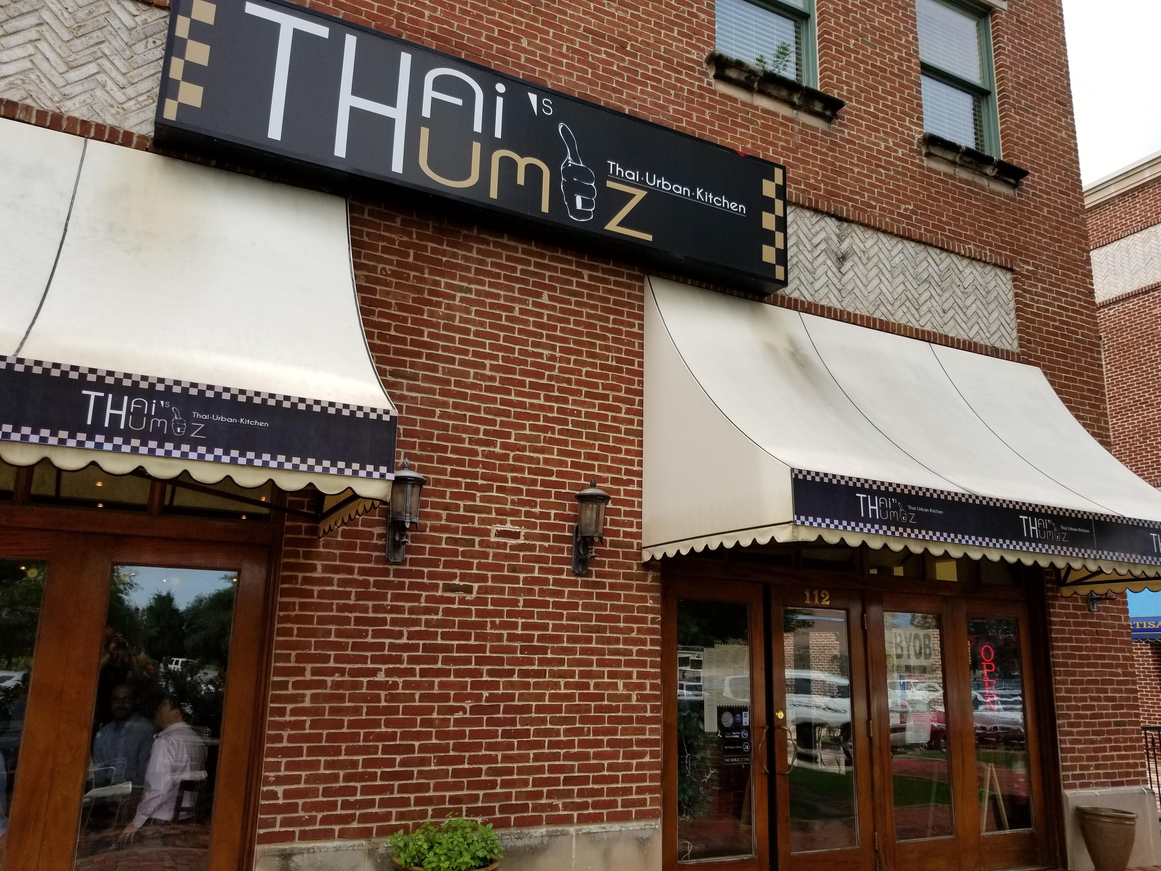 thai's thumbz urban kitchen - richardson | restaurant review - zagat