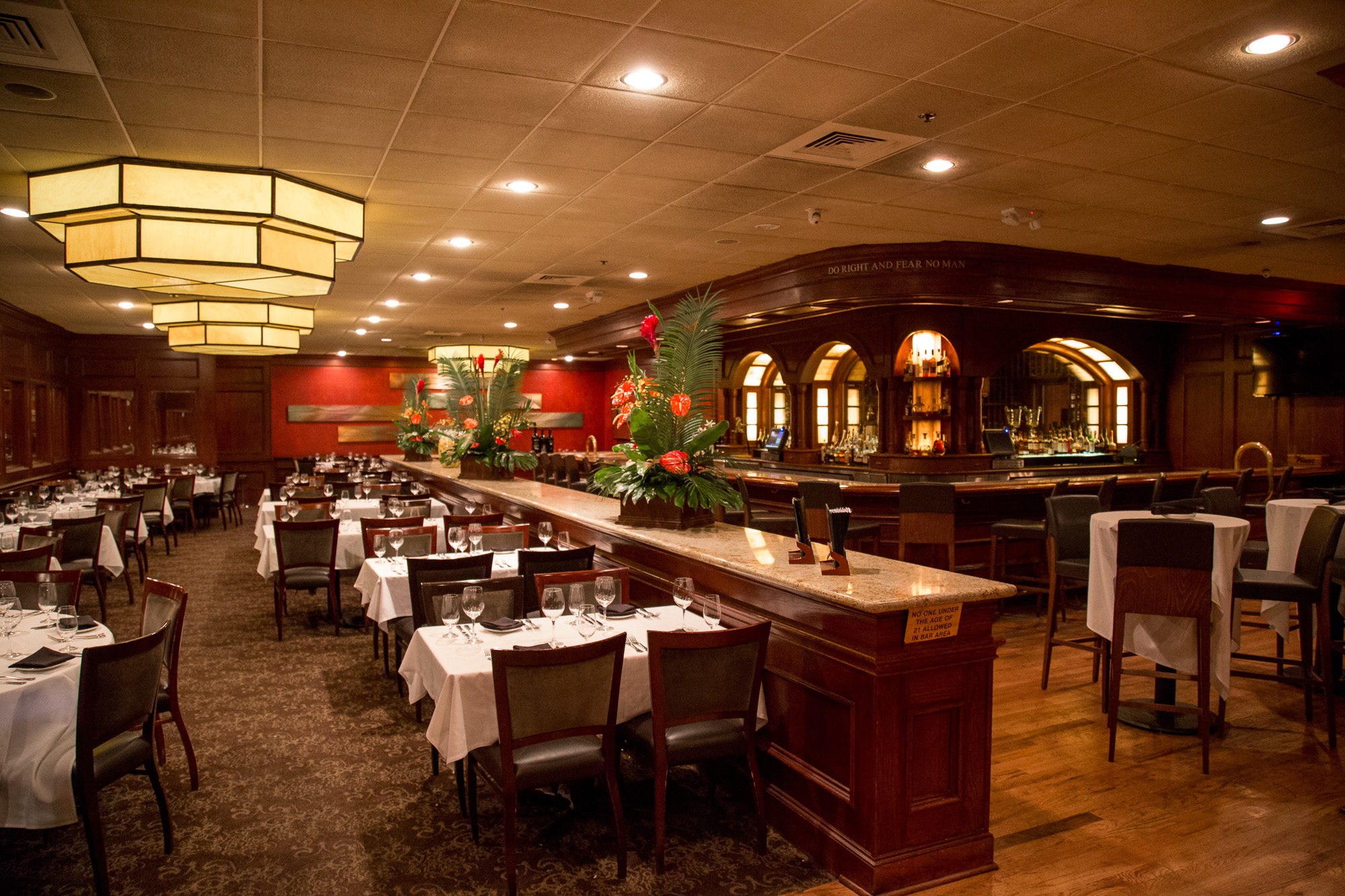 Del Friscos Double Eagle Steak House Las Vegas