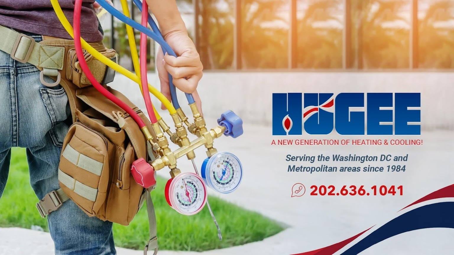 Hugee A New Generation of Heating and Cooling - Washington, DC