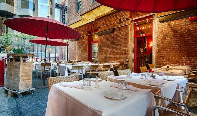 Brindisi Cucina Di Mare - San Francisco | Restaurant Review - Zagat