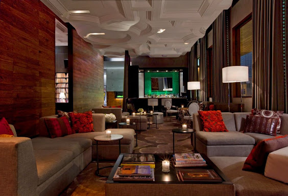 Living Room Lounge - Austin | Restaurant Review - Zagat