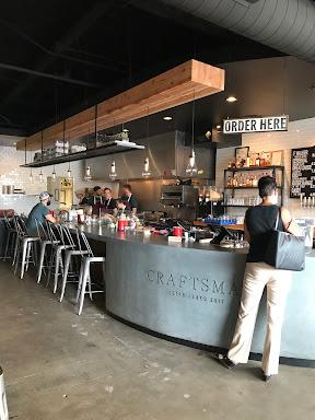 craftsman sandwich whiskey tap edwards restaurant review zagat