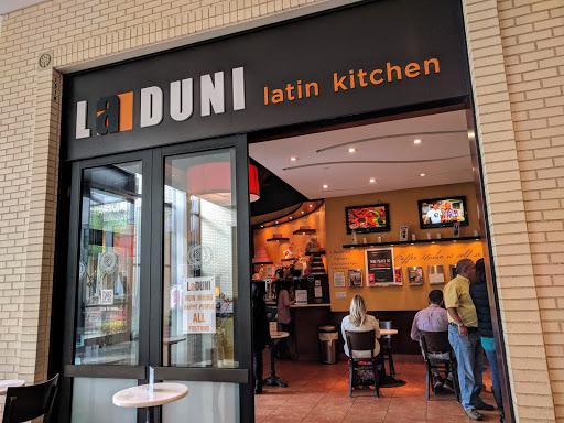 La Duni Latin Kitchen Coffee Studio at NorthPark Dallas