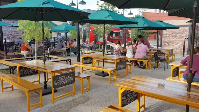 Heights Bier Garten - Houston   Restaurant Review - Zagat