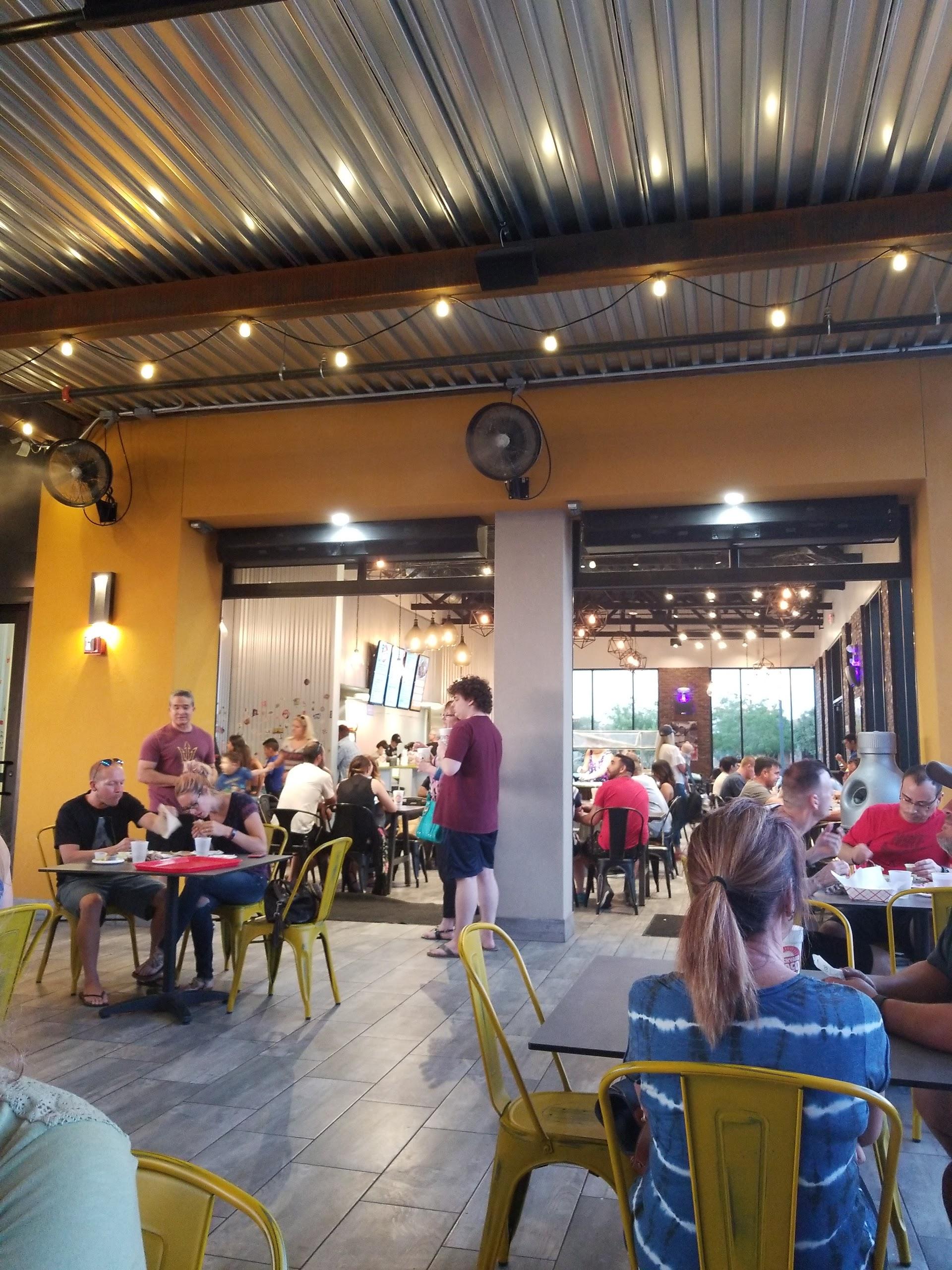 backyard taco gilbert restaurant review zagat