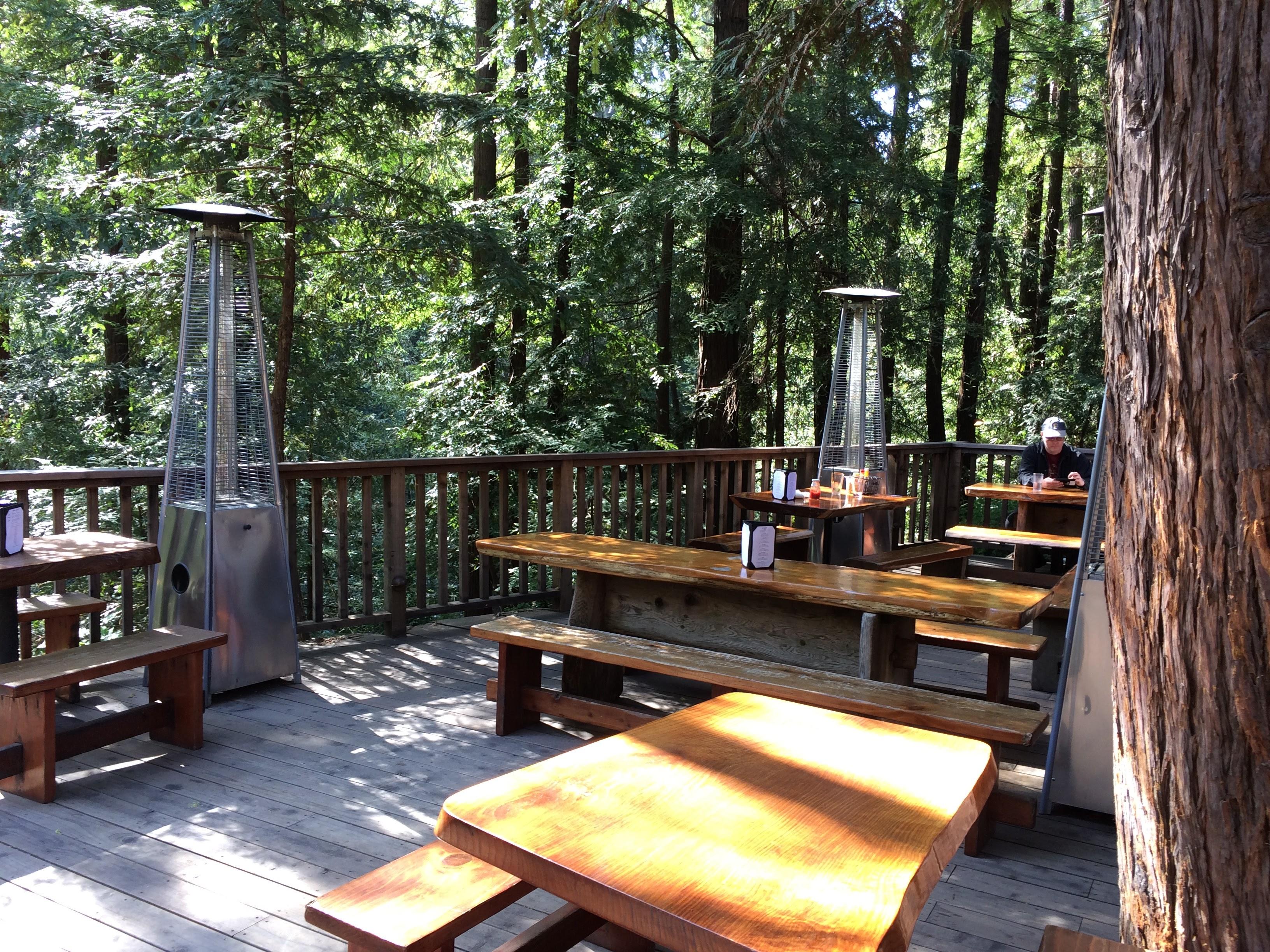 fernwood bar u0026 grill big sur restaurant review zagat