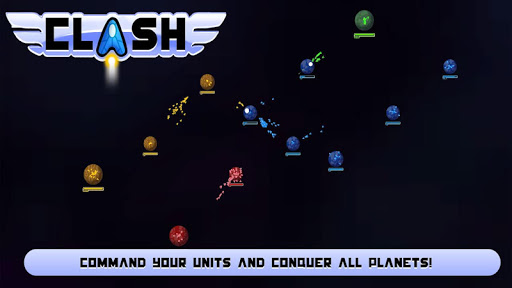 Clash: Spaceship commander