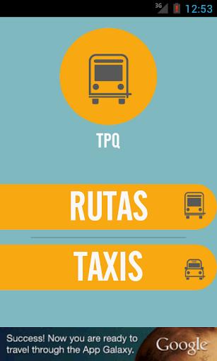 Transporte Publico Queretaro