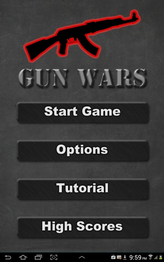 Gun Wars Paid Version - screenshot
