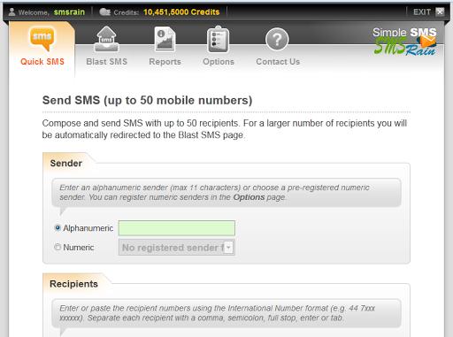 玩通訊App|Bulk SMS-SMS Rain免費|APP試玩