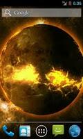 Screenshot of Dying Planet HD