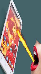 Oheň Obrazovky - náhled