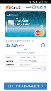 Mediolanum Wallet - screenshot thumbnail