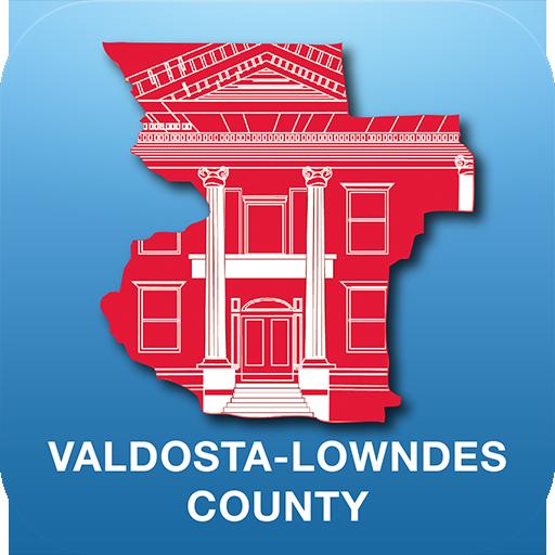 Valdosta-Lowndes Co. Chamber LOGO-APP點子