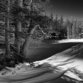 Light and Shadows by Johnny Gomez - Landscapes Mountains & Hills