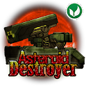 AD [Asteroid Destroyer] (WVGA) logo