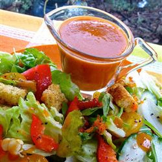 Sweet and Sour Salad Dressing.