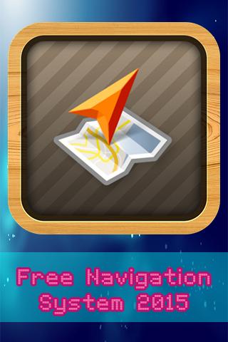 Free Navigation System 2015