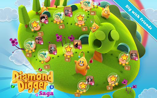 Diamond Digger Saga 2.38.0.1 screenshots 8