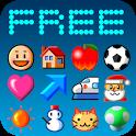 グリー絵文字顔文字ペースト(無料)(非公式) icon