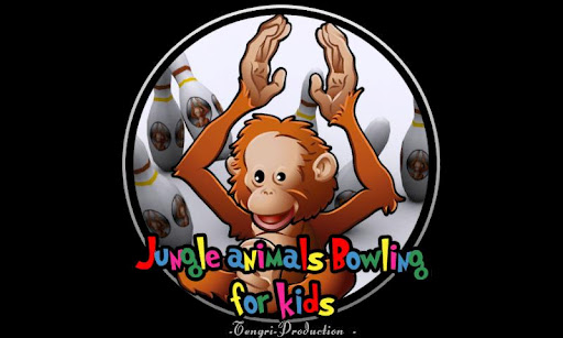 jungle bowling for kids