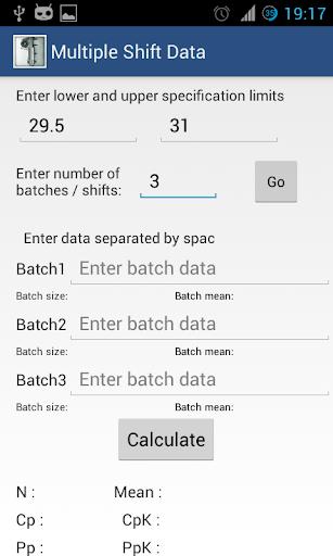 免費生產應用App|Statistical Process Control|阿達玩APP