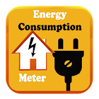 Energy Consumption Meter Full icon