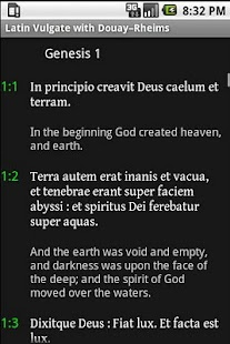 Bible: Vulgate + DRC (free) - screenshot thumbnail