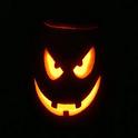 Halloween joke logo
